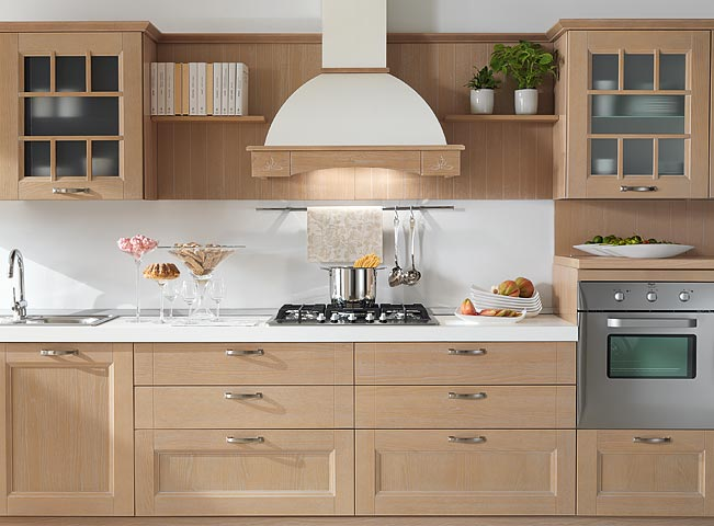 spesso Beautiful Cucine In Rovere Images - Acomo.us - acomo.us CO62