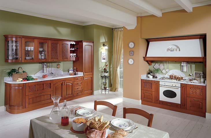 IEZZI - Catalogo, cucine classico - Marta Ciliegio