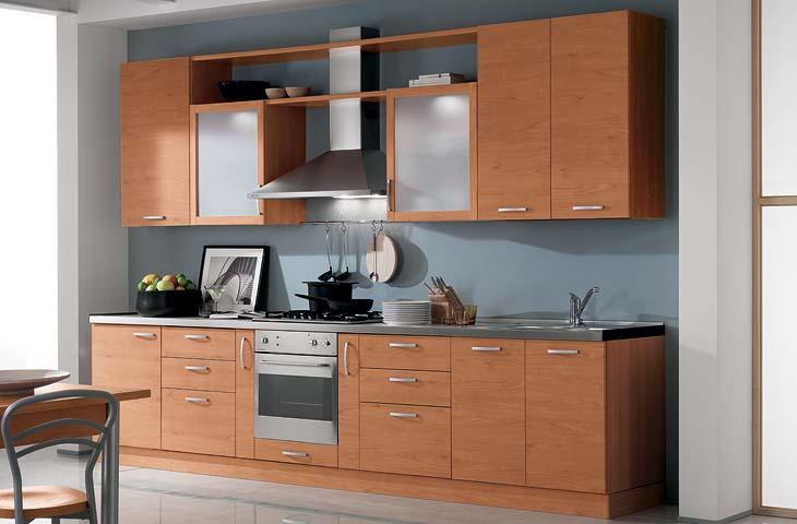 Iezzi catalogo cucine moderno serena ciliegio bellagio - Cucine ciliegio moderne ...
