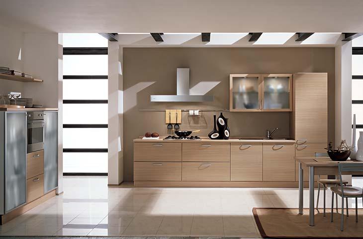 IEZZI - Catalogo, cucine moderno - Serena Rovere sbiancato