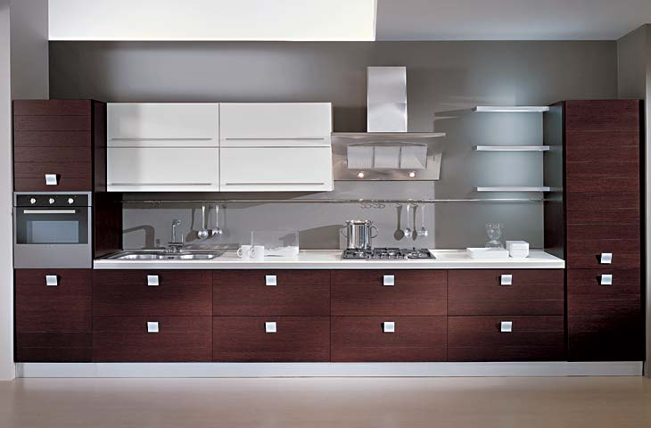 Emejing Cucine In Wenge Contemporary - Ideas & Design 2017 ...